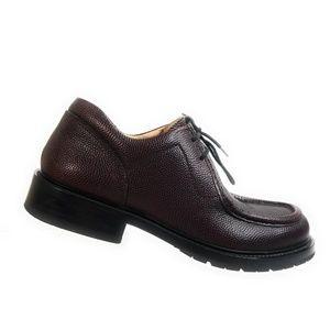 Dolce & Gabbana Pebble Leather Lace Up Shoes Sz 9